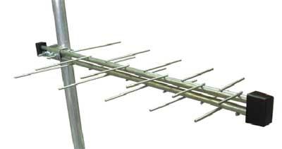 Эфирные антенны,установка