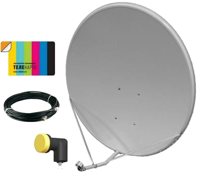 Интернет магазин спутниковых антенн Новосибирская область